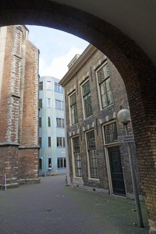 Alt und neu in Den Haag