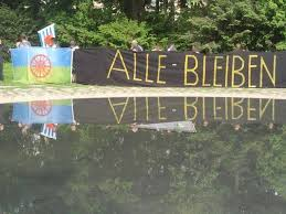 Romano Jekipe Protest