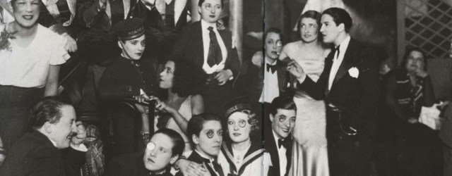 Lesbian couple at Le Monocle, Paris, 1932 (5)