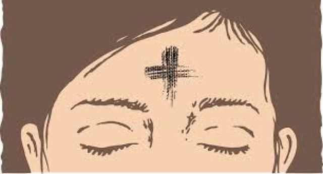 Ash Wednesday Holy Cross