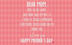 Small Of Happy Mothers Day Quotes From Daughter