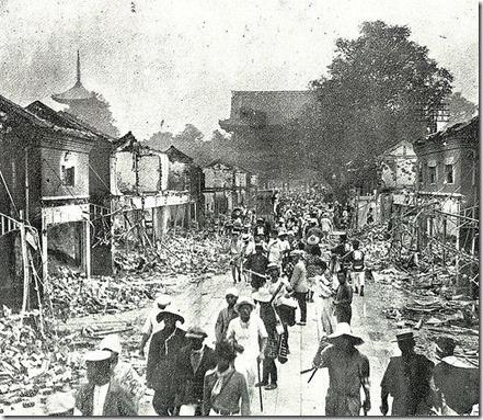 Vivant au croisement de 4 plaques tectoniques, les Japonais font régulièrement face à des tremblements de terre.