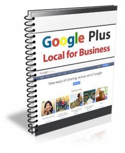 Google plus ebook for local business