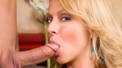 your wife sucking my cock