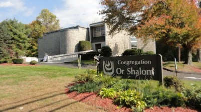 Congregation Or Shalom, 205 Old Grassy Hill Road, Orange