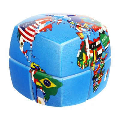 V-CUBE 2 Pillowed - Cube of Nations