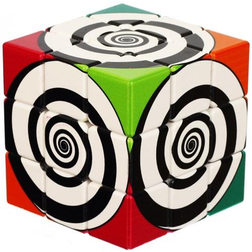 V-CUBE 3 Flat - Funky Spirals