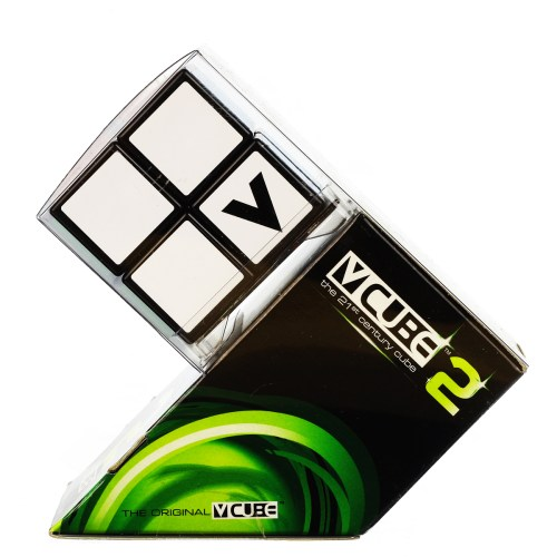 V-CUBE 2 Flat - Black - In Packaging