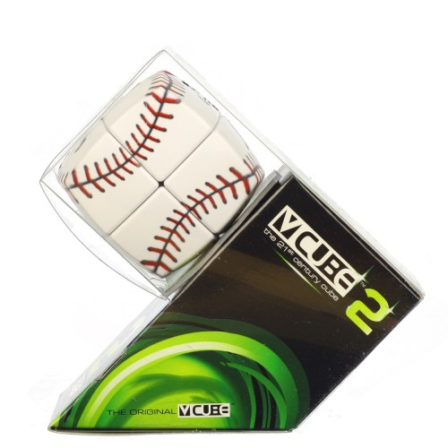 V-CUBE 2 Pillowed - Baseball - In Packaging