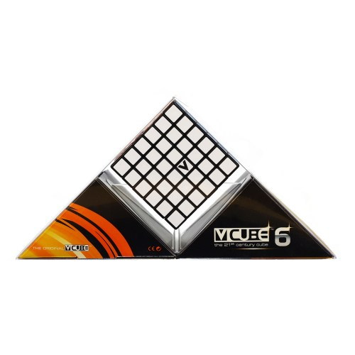 V-CUBE 6 Flat - Black - In Packaging