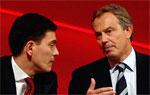 Miliband Blair