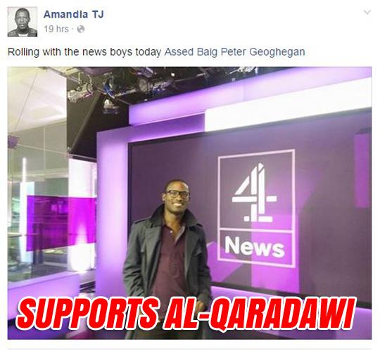 C4 news islamist