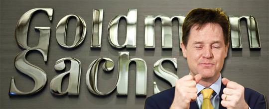 clegg+goldman+sachs