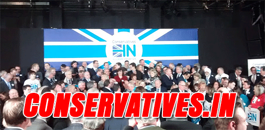 Conservatives In EU referendum