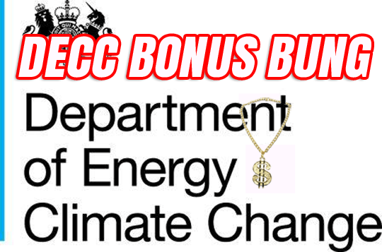 DECC logo bonus bung