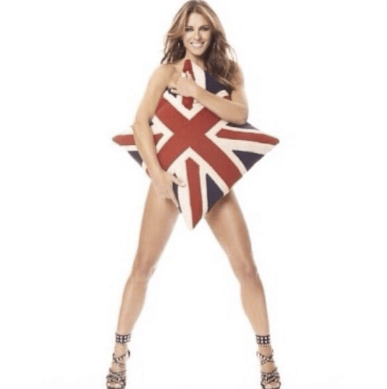 Liz Hurley Backs Brexit