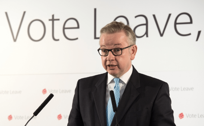 Gove's Full Statement