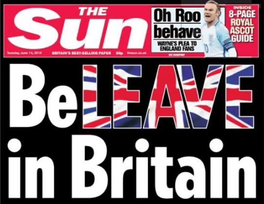 beleave in britain