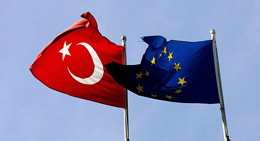 EU TO OPEN NEW TURKEY MEMBERSHIP TALKS ON JUNE 30