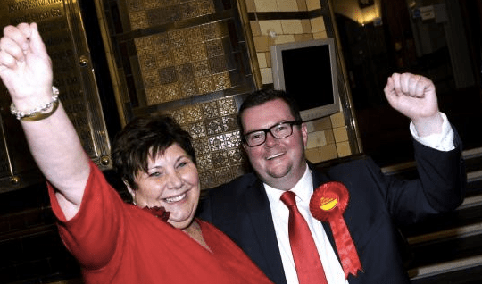 "MCGINN WHIPPED LABOUR MPS TO ""KEEP UP THE PRESSURE ON JC"""