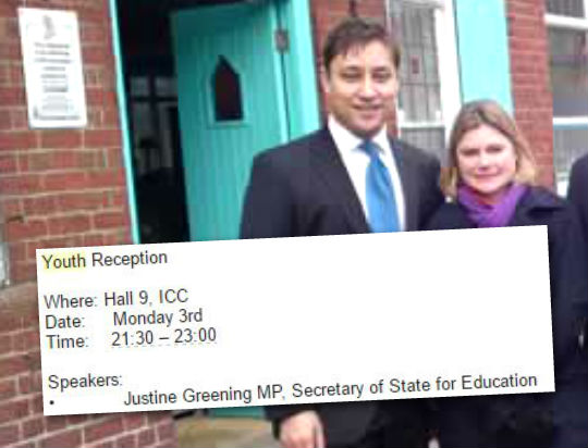 Mark Clarke's Ex-Lover Launching Tory Youth Group
