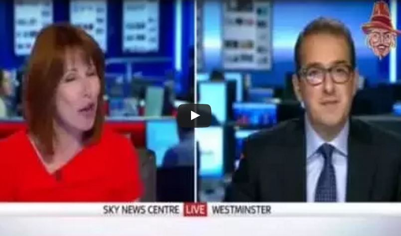 "KAY BURLEY TELLS OWEN SMITH: ""YOU'RE TOAST"""