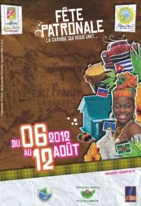 Fete patronale du Lamentin 2012