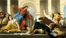 Jesus Money Lenders