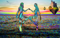 psychedelic photo
