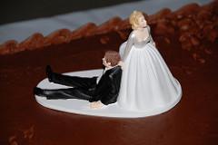 shotgun wedding photo