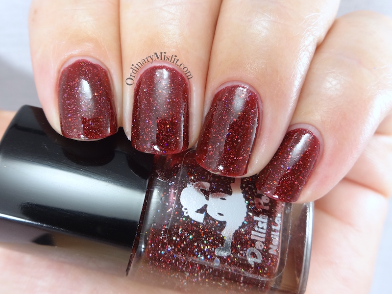 Dollish Polish - What's your favourite scary movie?