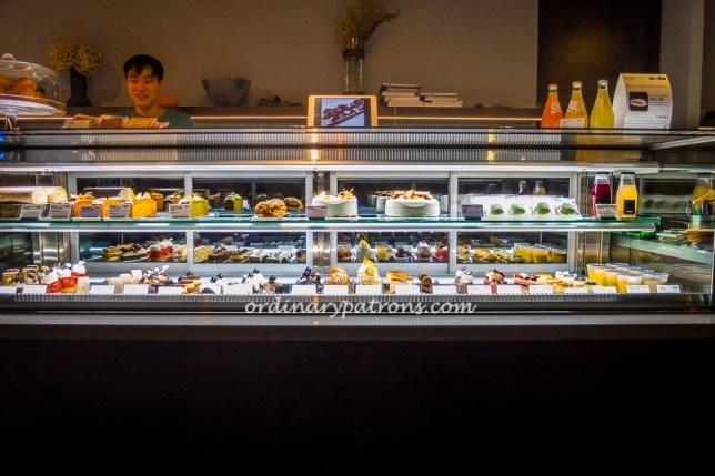 Pantler Bakery Cafe Telok Ayer, TOP cake cafes in Singapore