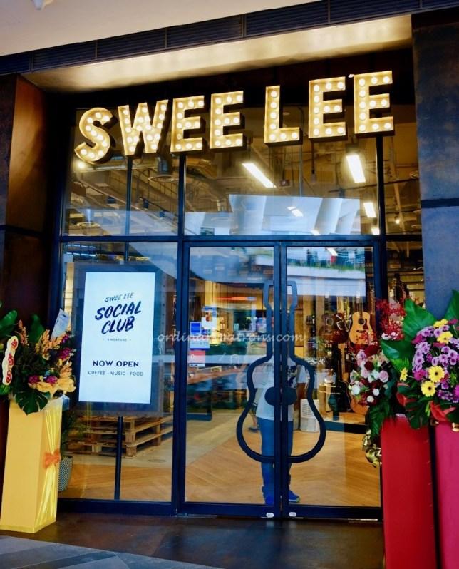 Swee Lee Social Club Cafe @ Star Vista