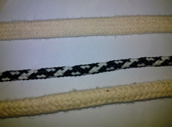 Braided fabric