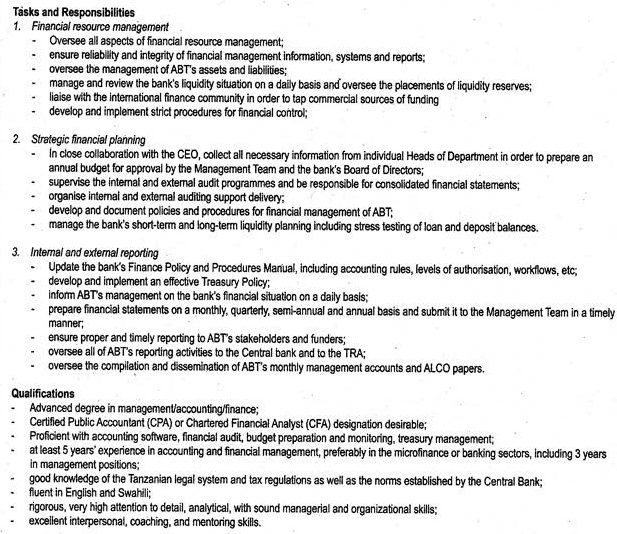 job description of financial manager ordnur textile and