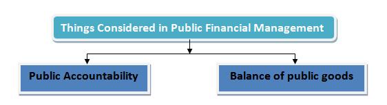public financial management Add value