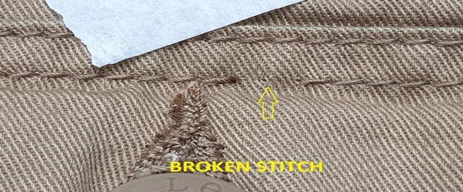 Broken Stitch