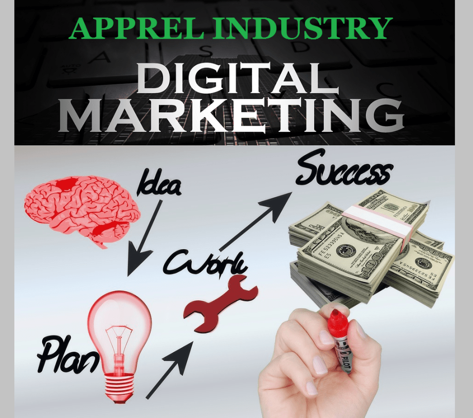 Potentiality of Digital Marketing in Apparel Industry