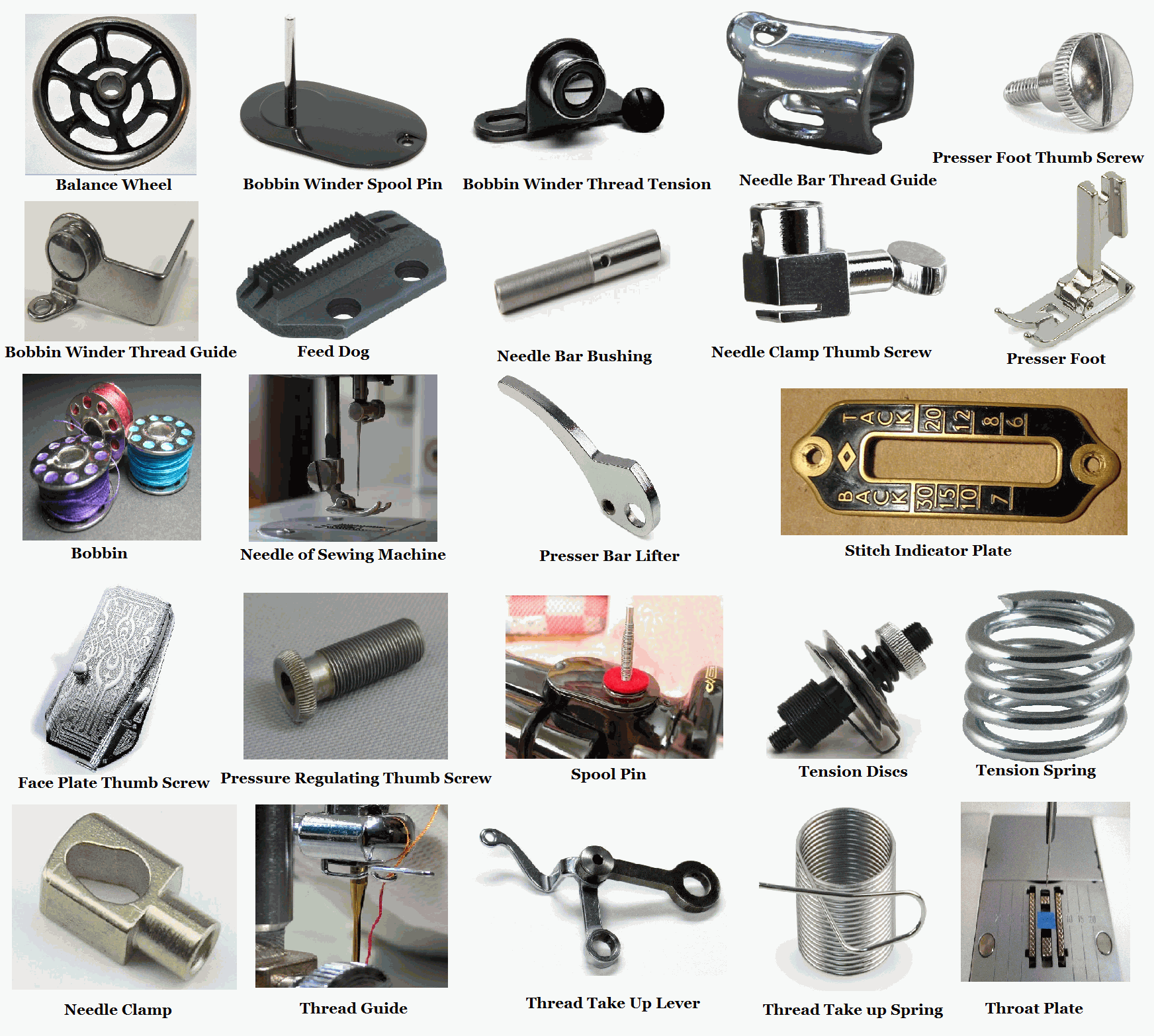 Where To Buy Brother Sewing Machine Parts