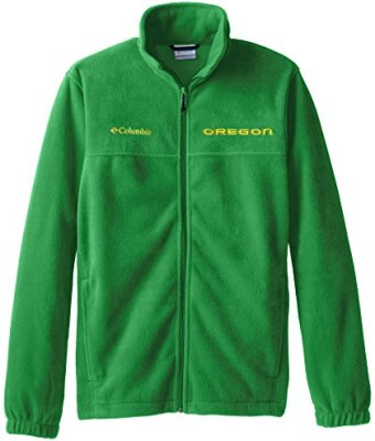 NCAA-Oregon-Ducks-Collegiate-Flanker-II-Full-Zip-Fleece-Jacket-0