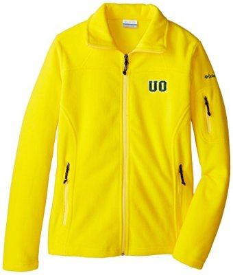 NCAA-Oregon-Ducks-Give-and-Go-Full-Zip-Fleece-Jacket-0