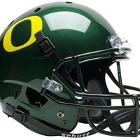 OREGON-DUCKS-Schutt-AiR-XP-Full-Size-REPLICA-Football-Helmet-0