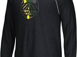 MLS-Portland-Timbers-Mens-Aerofade-Ultimate-Long-Sleeve-Hoodie-Black-Large-0