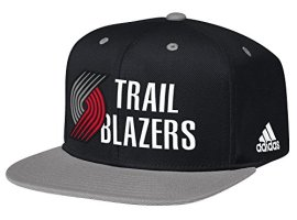NBA-Portland-Trail-Blazers-Mens-Team-Nation-Snapback-Hat-One-Size-BlackRed-0