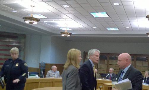Oregon Senate Judiciary hearing on SB 1551 - February 6, 2014