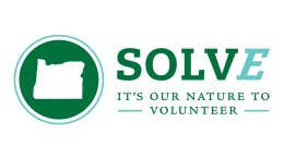 SOLVE Logo It's Our Nature to Volunteer Banner