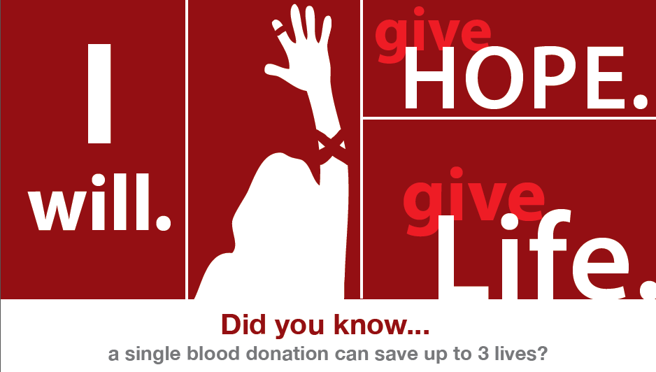 Red Cross Blood Drives This Month