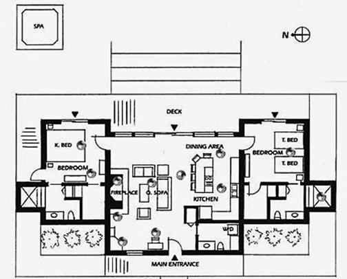 Guesthouse-Floorplan