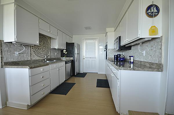 Kitchen at Beach House Spirit Cove