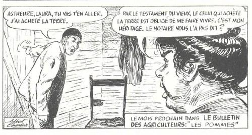 Claude-Henri Grignon et Albert Chartier, Séraphin illustré, 2010, p. 101